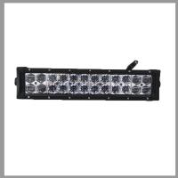 6D Straight Led Light Bar For Cars, CE RoHS EMC Combo Driving Led Cree Light Bar Manufactures