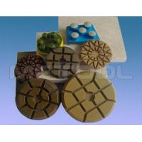 Resin Bonded Dry Pads for Polishing Concrete Floor -- Manufactures
