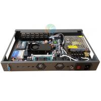 China ROS Firewall Routing intel Atom Dual Core PC Higher RAM Cisco Vpn Appliance CE / FCC on sale