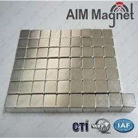 China Neodymium Magnet Composite and Industrial Magnet Application Magnetic Cube on sale