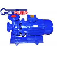 Low speed Inline Water Booster Pump ISW Horizontal Pipe ≤ 1.6Mpa Maximum working pressure Manufactures