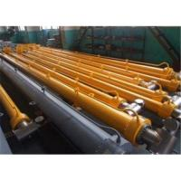QPPY-D type Hydraulic Hoist Cylinder (flat gate but hang upside down)
