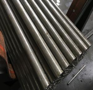 High Pressure Carbon Steel Tube , Seamless Boiler Tube 3 - 22m Length Manufactures