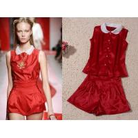 China 2012 Fashion Ladies Suits  Wholesale Womens Clothing Fancy Design Clothing Small Order Accepted on sale