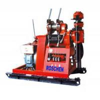 Diamond Core Drilling Rig Machine For Standard Penetration Test Auto Trip Hammer Manufactures