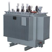 China 11 - 220Kv Electrical Power Transformer Low Partial Discharge Excellent Moisture Resistance on sale