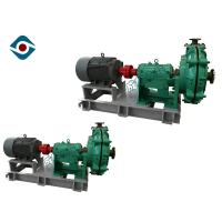 China Double Casing High Pressure Slurry Pump , End Suction Mud Pump with Flush Seal on sale