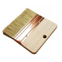 120mm Spalter with natural bristle, with decorative paints, Item# T0506 Manufactures