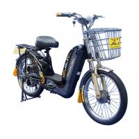 Chile Popular Simple 48V12A GEL Battery 450W Loading Adult Electric Bike Manufactures