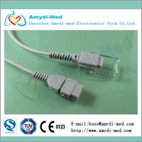 Quality BCI SpO2 adapter cable/ extension probe, DB9pin to DB9 female for sale