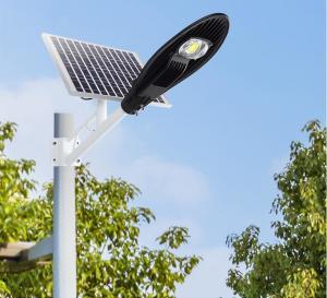 China Waterproof Solar Led Street Lamp / Solar Energy Street Lights Auto Intensity Control on sale