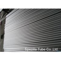 Polished Seamless Titanium Pipe Stainless Steel Tubing High Toughness Stress Corrosion Manufactures