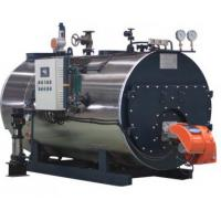 Horizontal Wetback Industrial Steam Boiler With High Thermal Efficiency Manufactures