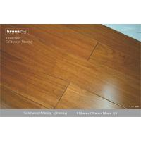 Natural E0 TEAK Solid Wood Flooring  with 1155 psi Janka Hardness Manufactures