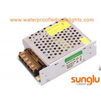 60W Constant Voltage 24v Switching Power Supply For CCTV Camera CE Approved Manufactures