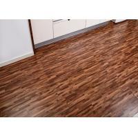 Wood Pattern LVT Vinyl Flooring Hot Hydraulic Press For Fitness Studios Manufactures