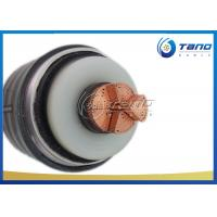 China 33kV XLPE Insulated MV Power Cable , Copper Power Cable 400 mm2 500 mm2 on sale