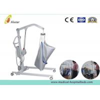 China Double Wheel Hospital Bed Accessories , Home Care Patient Lifter For Match With Bed on sale