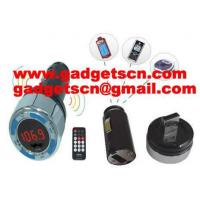 Smallest Car MP3 Player FM Transmitter Video Audio Manufactures