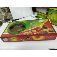 Customized Size Paper Food Packaging Box With Hot Stamping Finishing Manufactures