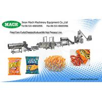 Superior quality Corn curls snacks extruder/Cheetos processing line/Millet Process Line Machinery Manufactures