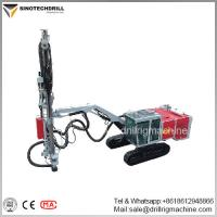 15m Depth Full Hydraulic Top Hammer Drill Machine With 76 - 115mm Diameter Capacity Manufactures