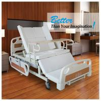 ABS Side Rail Remote Control Beds Adjustable For Bedridden MD-E39 Manufactures