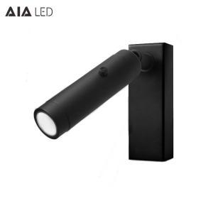Wall mounted bedside wall light led headboard wall light 3W & led reading wall light for hotel Manufactures
