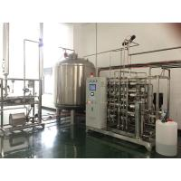 China Reverse Osmosis Water treatment equipment for Pharma & Medical on sale