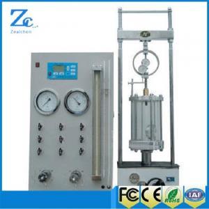 C002 Dial type Full Automatic 30KN Medium Pressure Triaxial test machine Manufactures