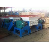 China High Capacity Rubber Tyre Shredding Machine / Industrial Tyre Shredding Machine on sale