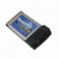 TV Tuner Card, Supports Video/Audio Input Connector for Video Camera, VCRs and Camcorders Manufactures
