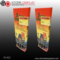 Quality Wall hang carton paper display for drugs for sale