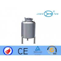 Movable Water Storage Vessel For Liquids , Oil Storage Tank Price Manufactures