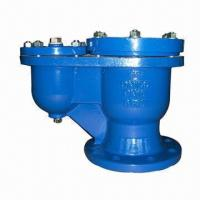 Double Orifice Automatic Air Control Valve with 1.0, 1.6 and 2.5MPa Pressure, Made of Cast Iron Manufactures