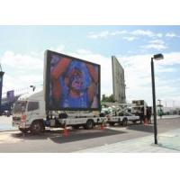 High brightness Mobile Truck LED Display Full Color Tube Chip Video Display Function Manufactures