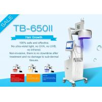 Touch Screen Laser Hair Growth Machine For Clinic / Salon Two Years Guarantee Manufactures