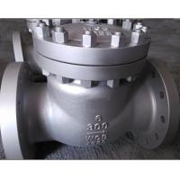 Flanged Swing Check Valve 150# CF8M Body Bolt & Nut B7/ 2H Metal seated HF Manufactures