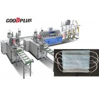 China Commercial Pollution Mask Making Machine Multi Layer Mask Making Machine on sale