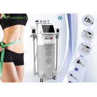 New design painless comfortable treatment vacuum cavitation system cryolipolysis cool shaping slimming machine Manufactures