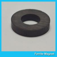 Buy cheap 220mm Ferrite Permanent Ring Industrial Field Hard Ferrite Magnets from wholesalers