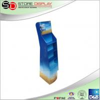 China acrylic magazine display stand clear plastic display stand on sale