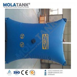 Mola Tank Large Flexible PVC Bag pillow Agriculture Water Storage Tanks  Liquid Storage Tank 16500lt Manufactures
