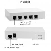 5-port security alarm device for display phone, tablet,laptop,camera,watch in retail shop Manufactures
