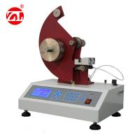 Good Repeatability /  Versatile Instrument Digital Fabric Tearing Tester Manufactures