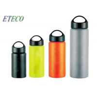 Green Stainless Steel Drink Bottles Cheaper Common Water Transfer Coated Manufactures