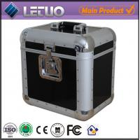 Aluminum china supplier portable cd carrying case road case flight case To Fit 100 CD