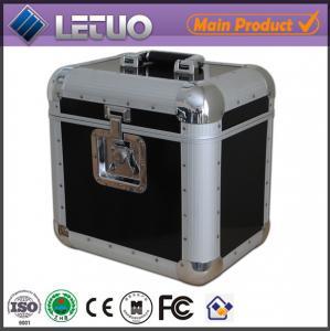dvd duplicator case lightweight aluminium metal flight case To Fit 100 CD