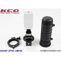 Vertical FOSC Optical Fibre Cable Joint Closure 6 12 24 Core 1 In 2out KCO-H12-48SZ Manufactures