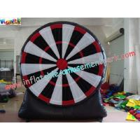 Inflatable Dart Sports Game with durable PVC tarpaulin material for rent, re-sale use Manufactures